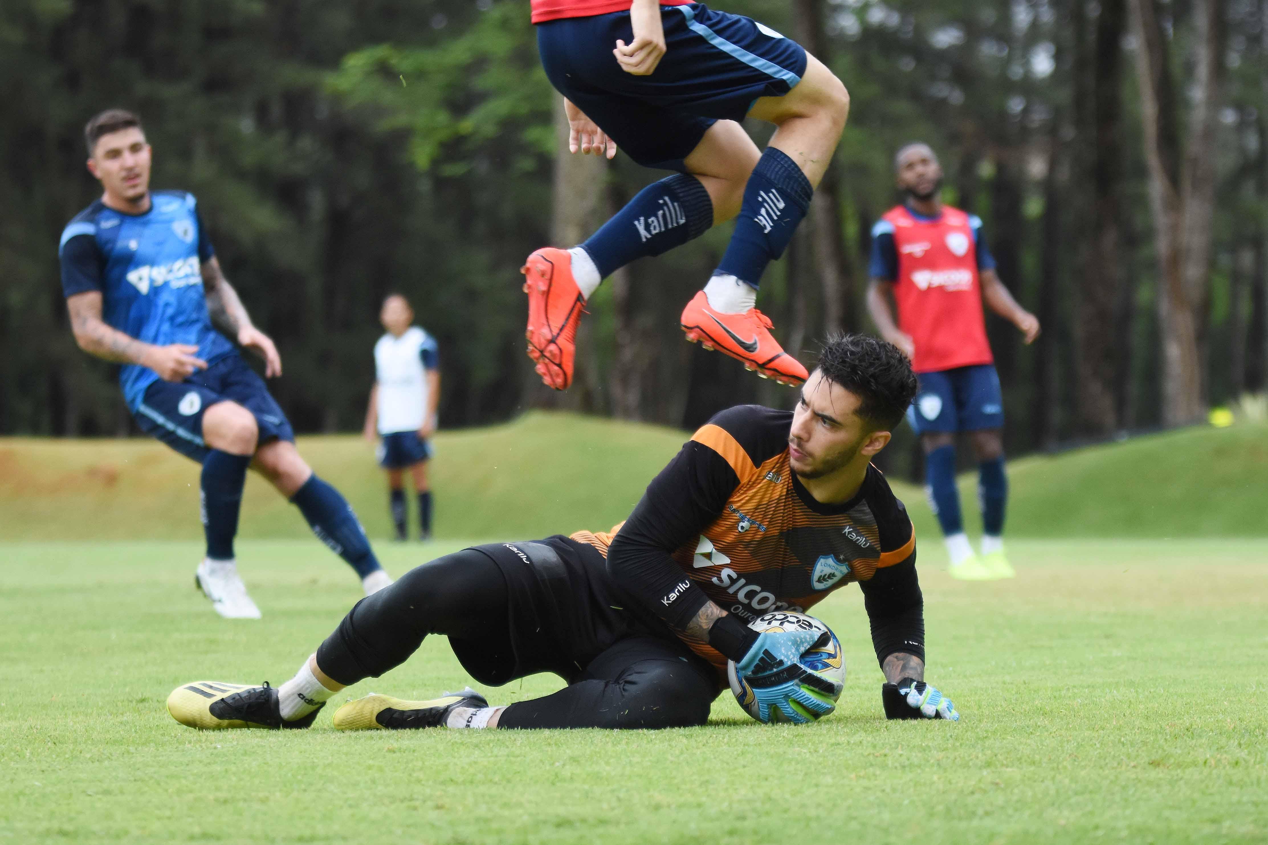 Preparação contou com seis sessões de treinos antes da partida contra o Oeste