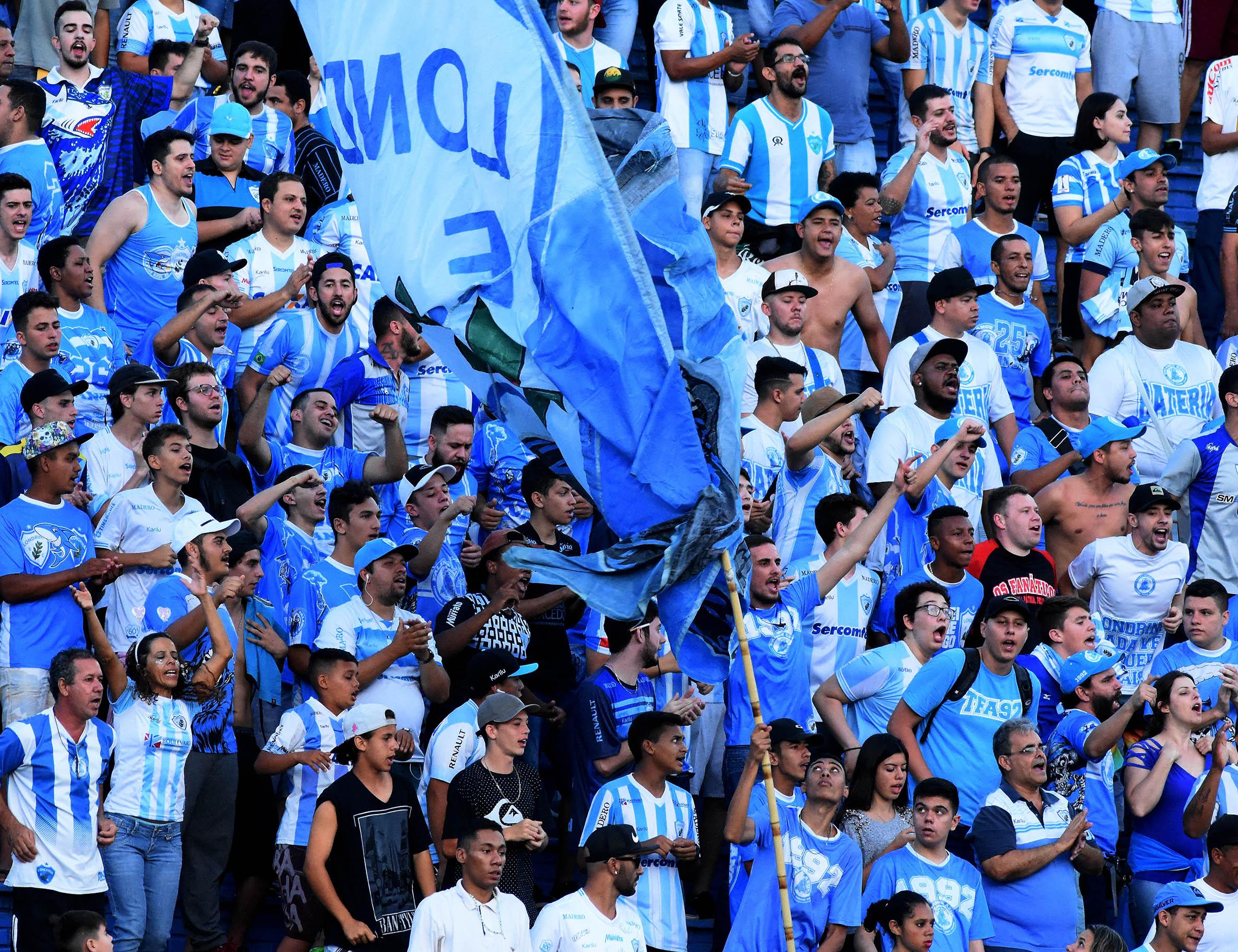 Londrina inicia venda de ingressos para jogo contra o Botafogo (SP)