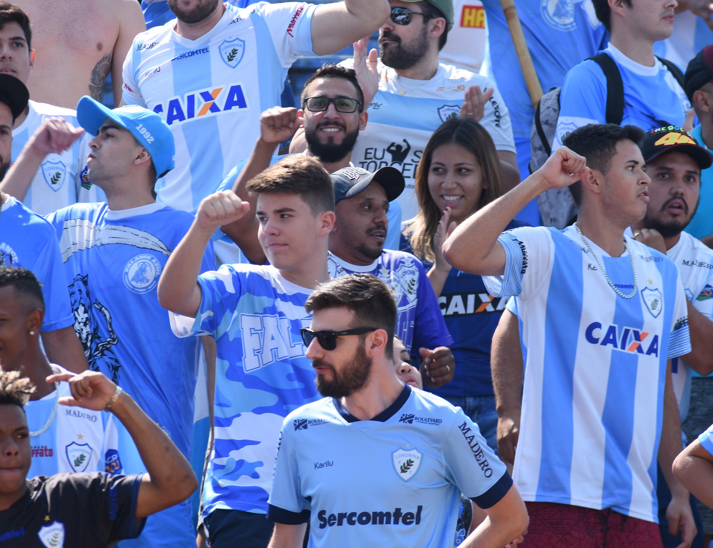 Londrina lança promoção de ingressos para sócios torcedores