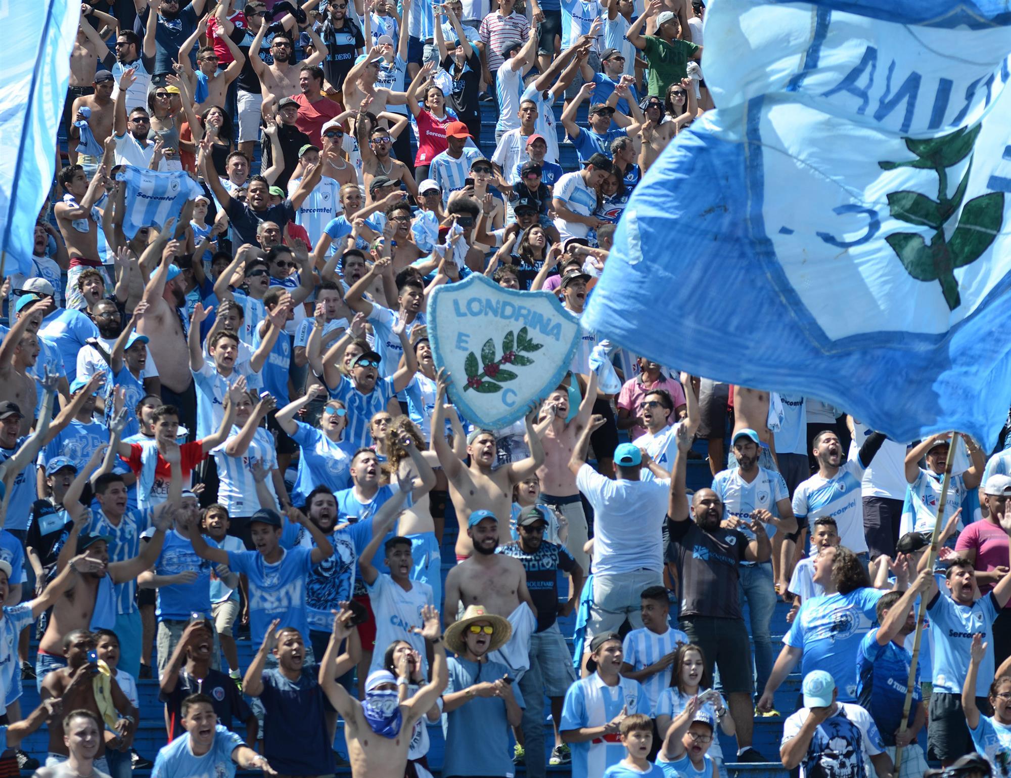 Londrina inicia venda de ingressos para jogo diante do Operário