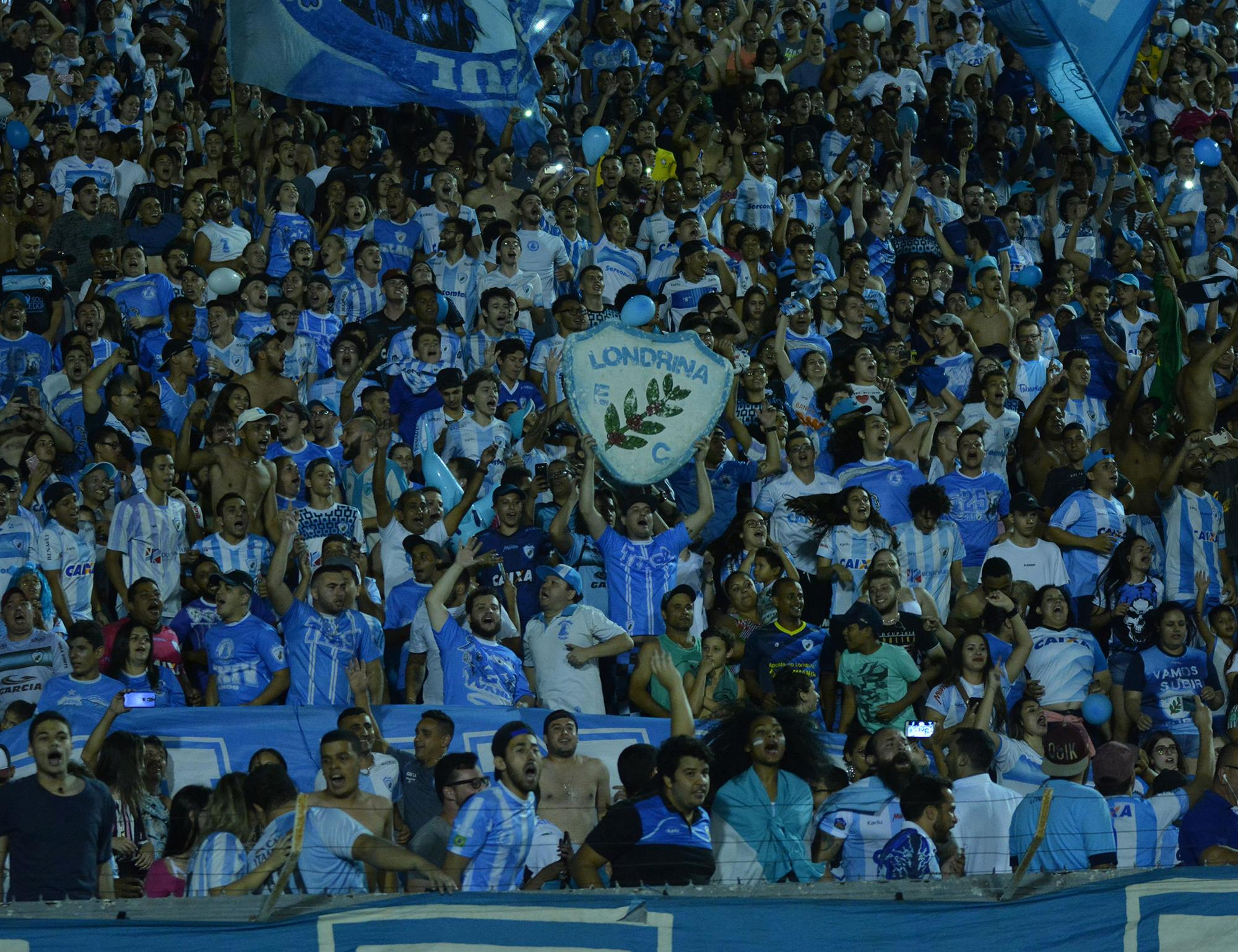 Londrina inicia venda de ingressos para o confronto diante do Cianorte