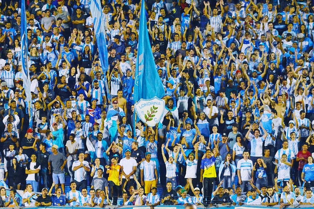 Seu ingresso custa só 5 reais para ver Londrina x Oeste!