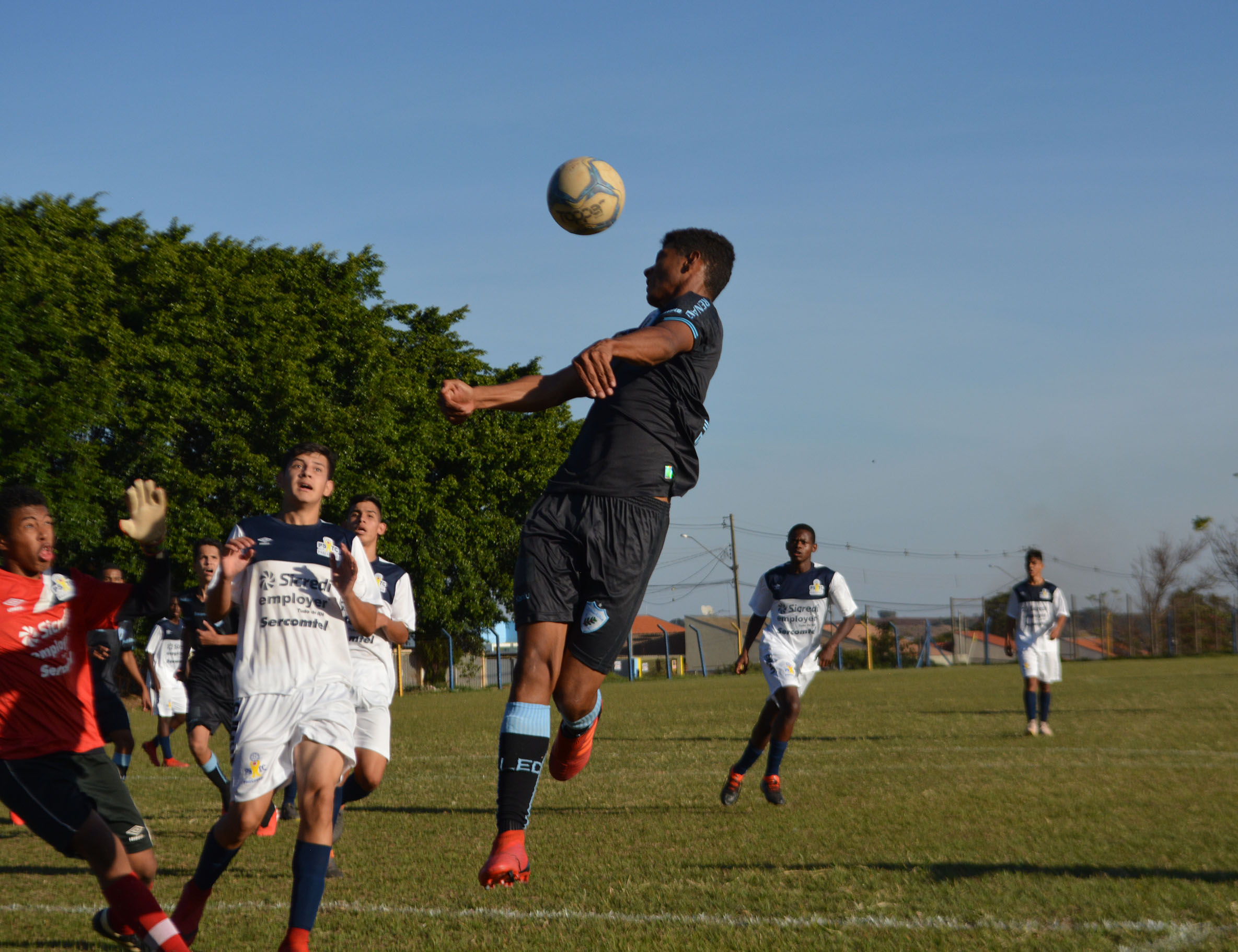 Londrina sub-15 fica com o vice-campeonato na Copa Shorin Brasil U15