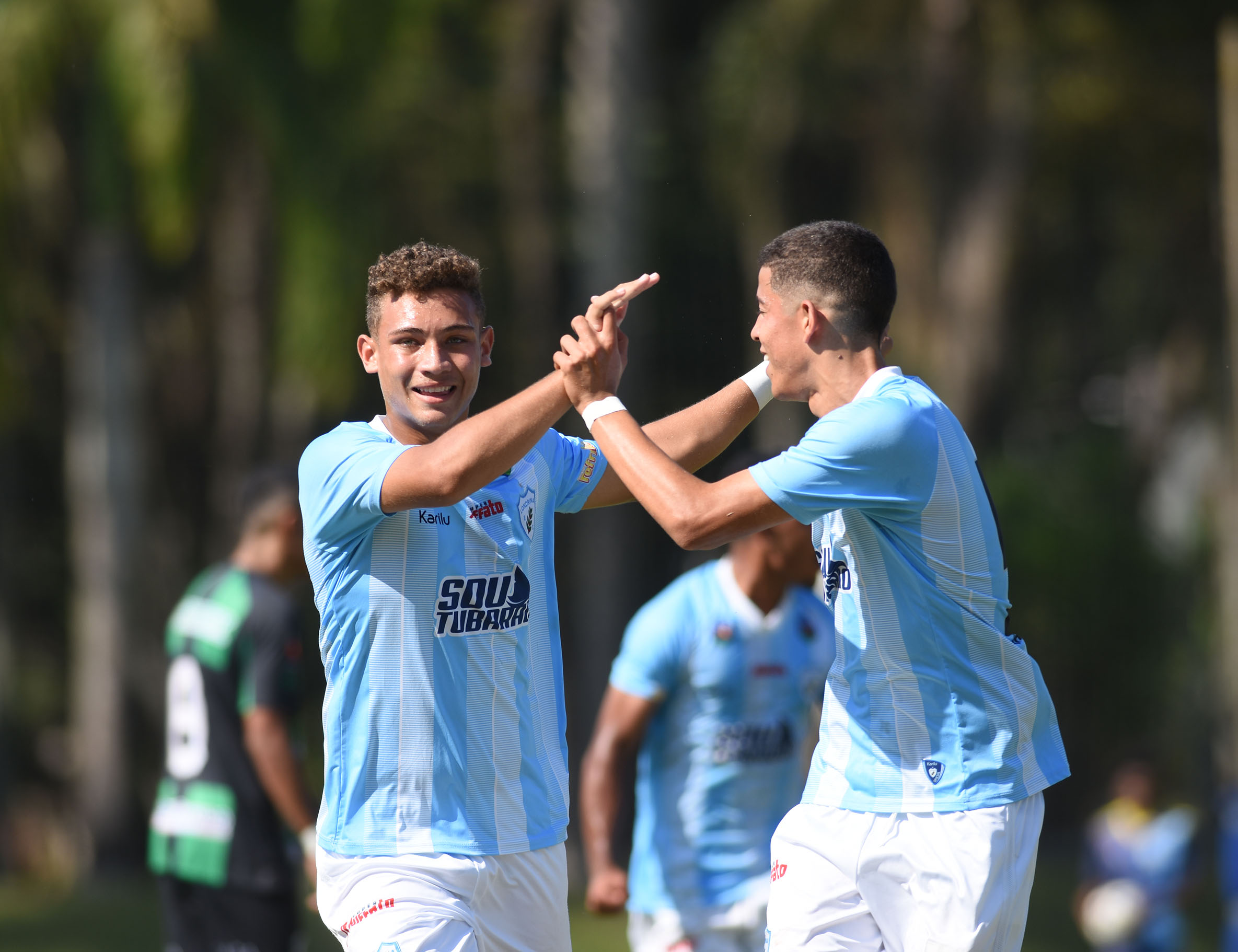 Londrina vence o Maringá FC em casa