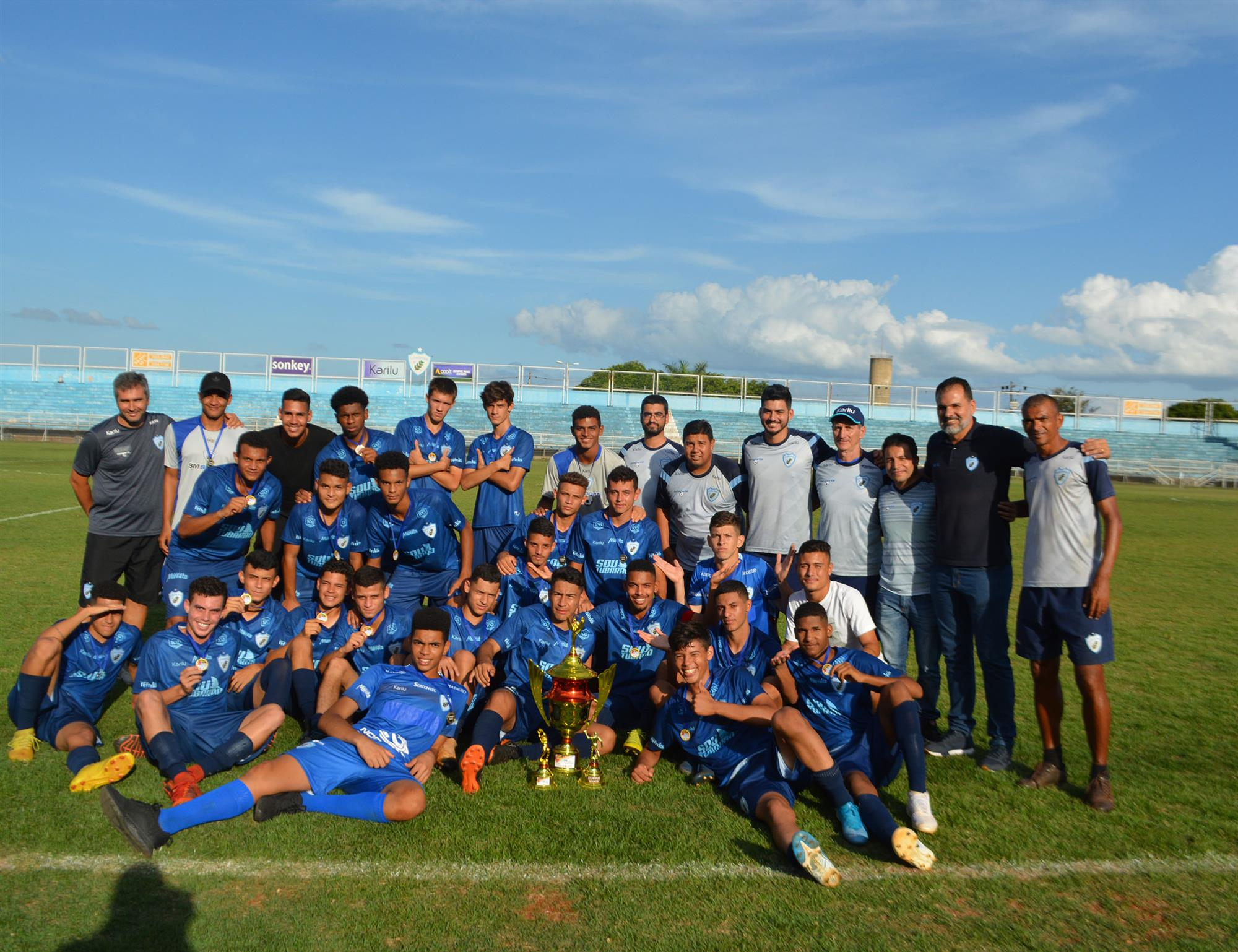 Londrina vence o Arapongas e conquista a Copa Londrina 2019