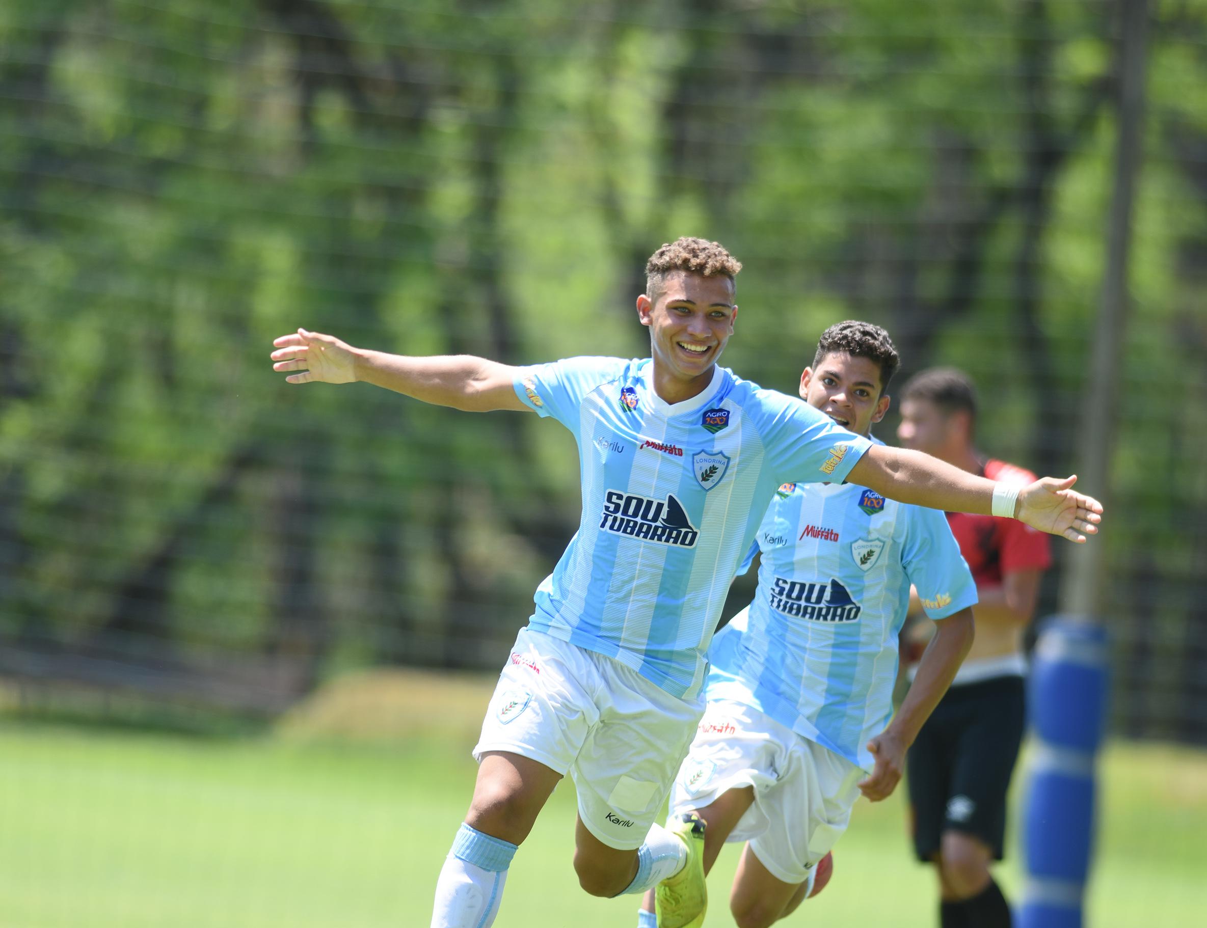 Londrina conquista ponto contra Athletico e encaminha classificação