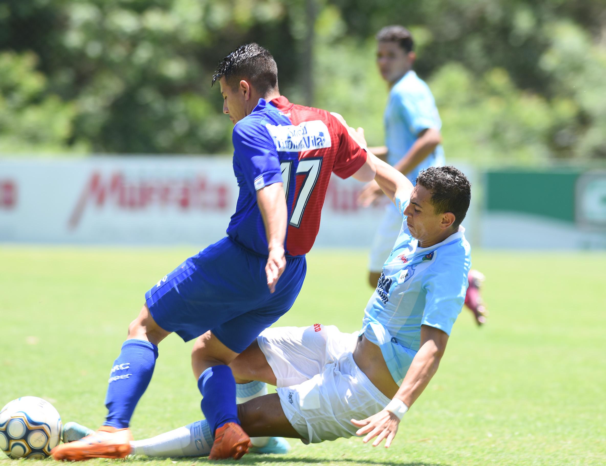 Londrina vence o Paraná e avança à final do Estadual sub-17