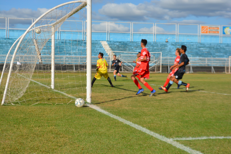 Londrina se recupera e vence em casa pela Copa Londrina 2019 - Categoria Infantil